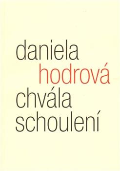 obálka knihy Daniely Hodrové