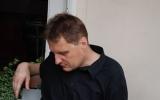 polský básník a esejista Jacek Gutorow