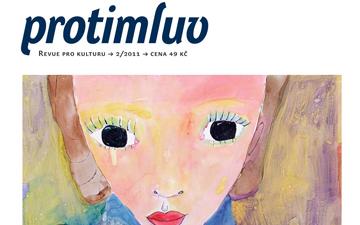 obálka revue Protimluv