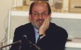 Salman Rushdie, foto: archiv Festivalu spisovatelů Praha