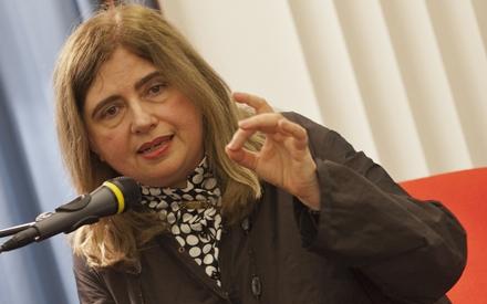 Sibylle Lewitscharoff, foto: Martin Mařák