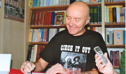 Foto (a) Archiv festivalu spisovatelů Praha