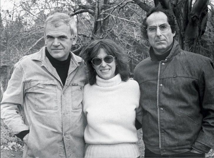 Foto (a) Vera Kundera