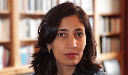 Kiran Desai, Foto (a) Anette Hornischer
