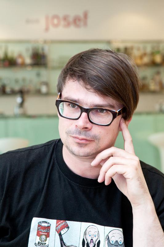 Jaroslav Rudiš, 2009