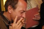 M. Houellebecq na FSP 2005