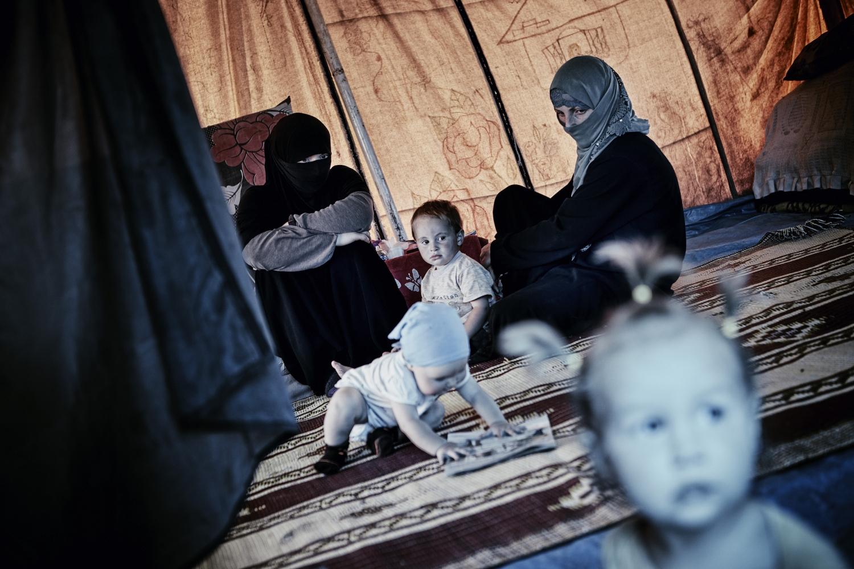 Zama a její děti
