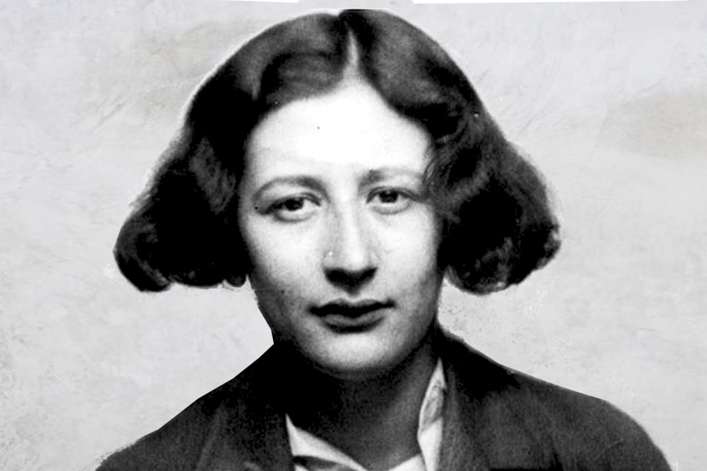 Simone Weil (zdroj: the Ethics Center)