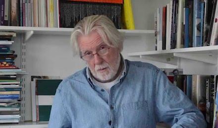 David Harsent (zdroj: University of Roehampton)