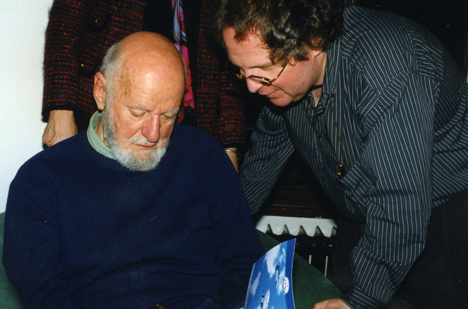 L. Ferlinghetti a M. March