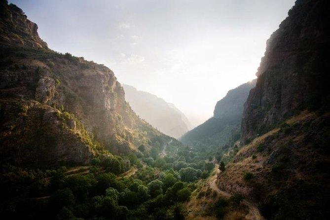Krajina kolem Bšarré