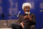 Nositel Nobelovy ceny za literaturu Wole Soyinka