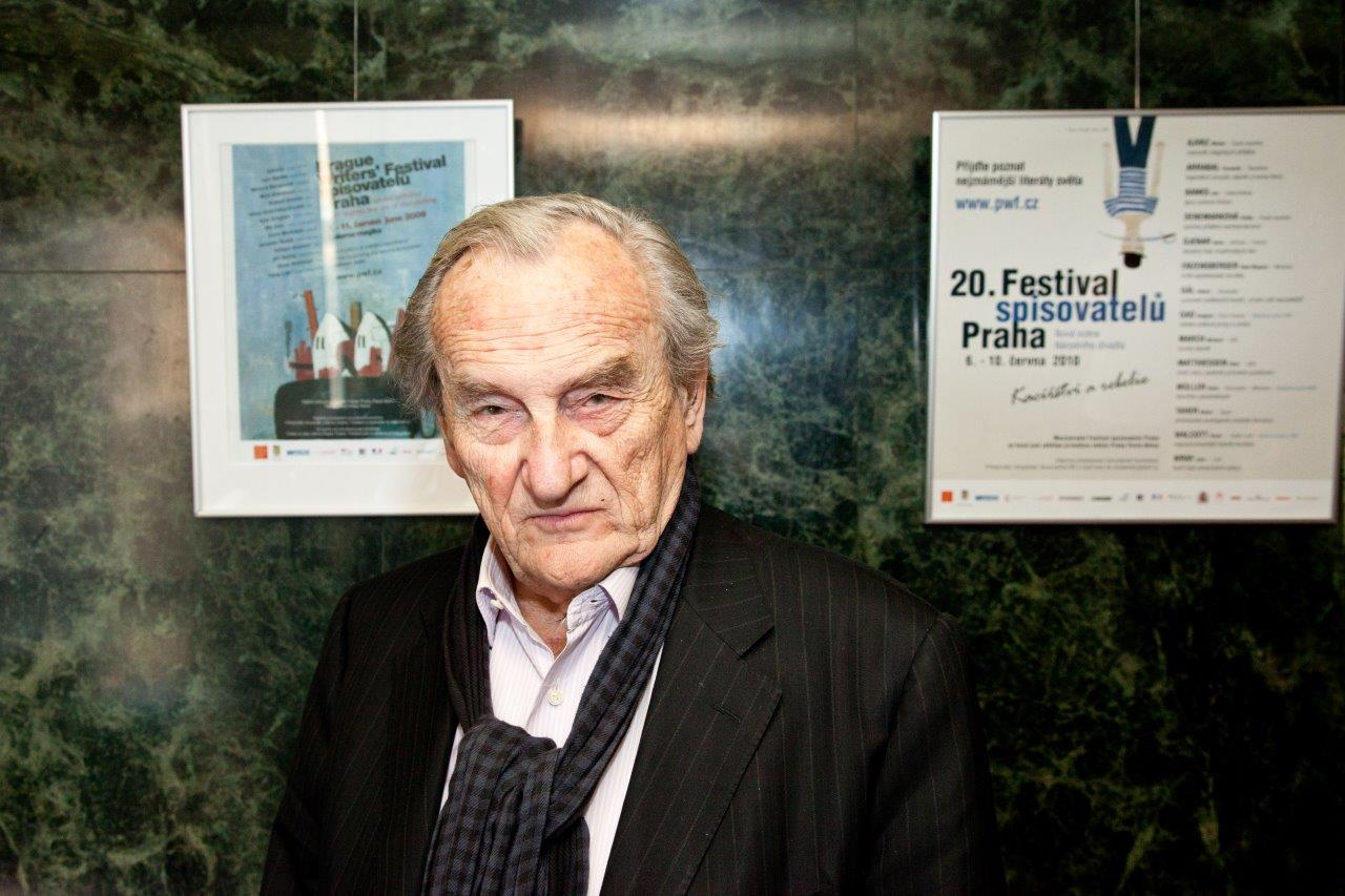 Michel Deguy (foto: Petr Machan)