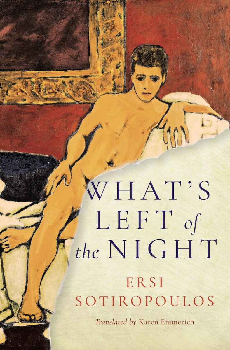 ErsiSotiropoulos: WHAT`S LEFT of the NIGHT