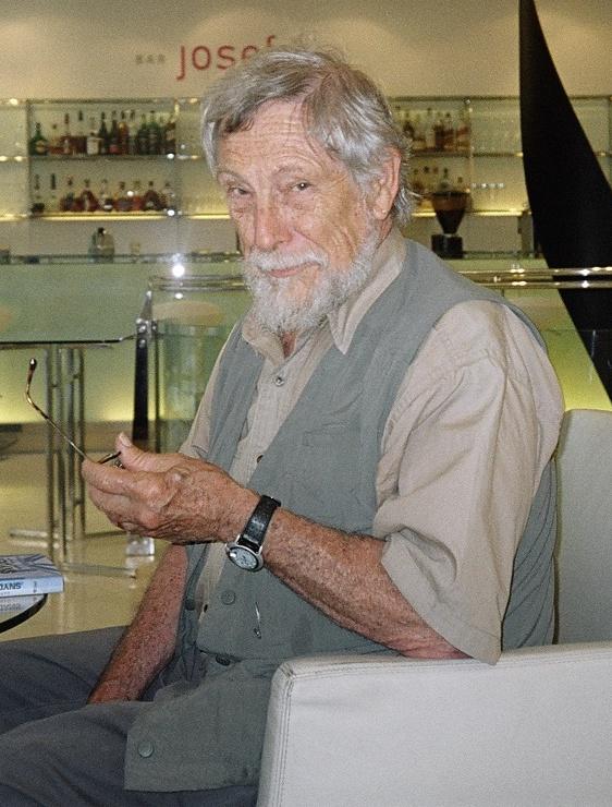 Gary Snyder na PWF 2007