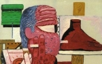 Philip Guston: Part of Body