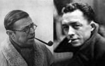 Jean-Paul Sartre and Albert Camus