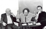 Michael March, Robert Menasse a Aharon Appelfeld